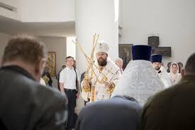 Homélie prononcée par le métropolite Hilarion de Volokolamsk en la cathédrale de la Sainte-Trinité le dimanche 20 mai 2018