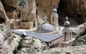 L'église orthodoxe de Maaloula, en Syrie, sera entièrement reconstruite dans un mois