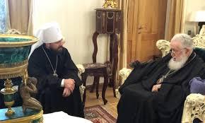 La situation de l'Eglise d'Ukraine sera débattue à Tbilissi