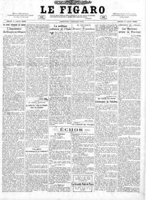 Dans Le Figaro du 7 juin 1928: L'impuissance et échec de la propagande athée et des liturgies soviétiques