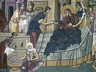 Homélie pour la Nativité de la Vierge Marie