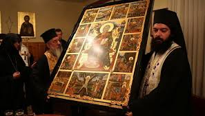 Une icône du Saint apôtre André sera présente à Kiev à l'occasion du 1030e anniversaire du baptême de la Rus