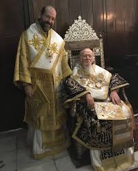 L'archevêque Job (Getcha) s'est montré courroucé !
