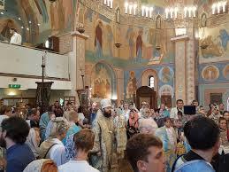 A Londres l'EORHF consacre une cathédrale à la Nativité de la Mère de Dieu