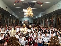 La glorification de la synaxe des saints d'Espagne et du Portugal