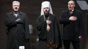 Le « bras droit » de  Philarète Denissenko,  Épiphane (Doumenko) élu primat de « l'Église orthodoxe d'Ukraine »