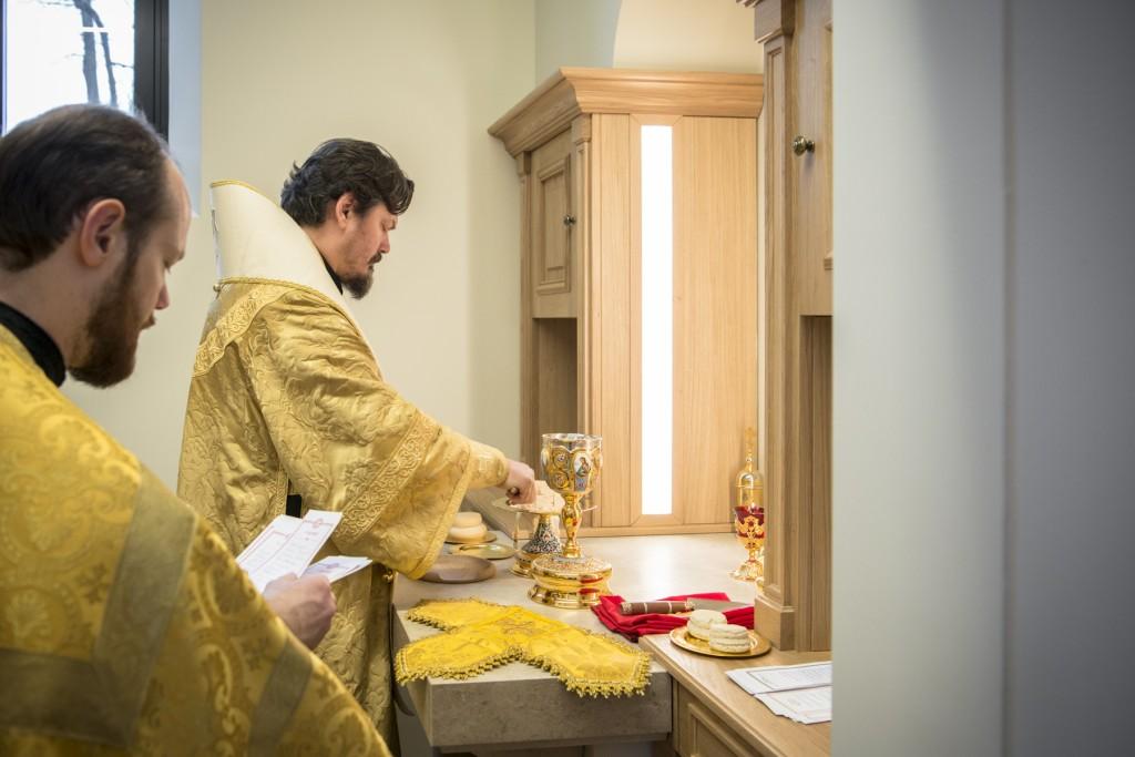 À Strasbourg, consécration de l'église orthodoxe russe de Tous-les-Saints