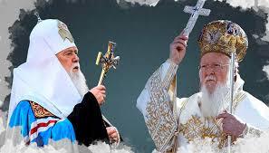 """Philarète  Denissenko n'arrive pas à partager """"sa nouvelle église"""" avec Constantinople"""