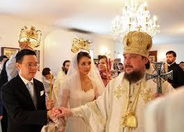 Prise de fonctions du titulaire de l'exarchat du patriarche de Moscou pour l'Asie, créé en réponse aux actions de Constantinople.