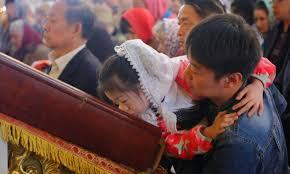 LES TRIBULATIONS D'UN ORTHODOXE DE CHINE