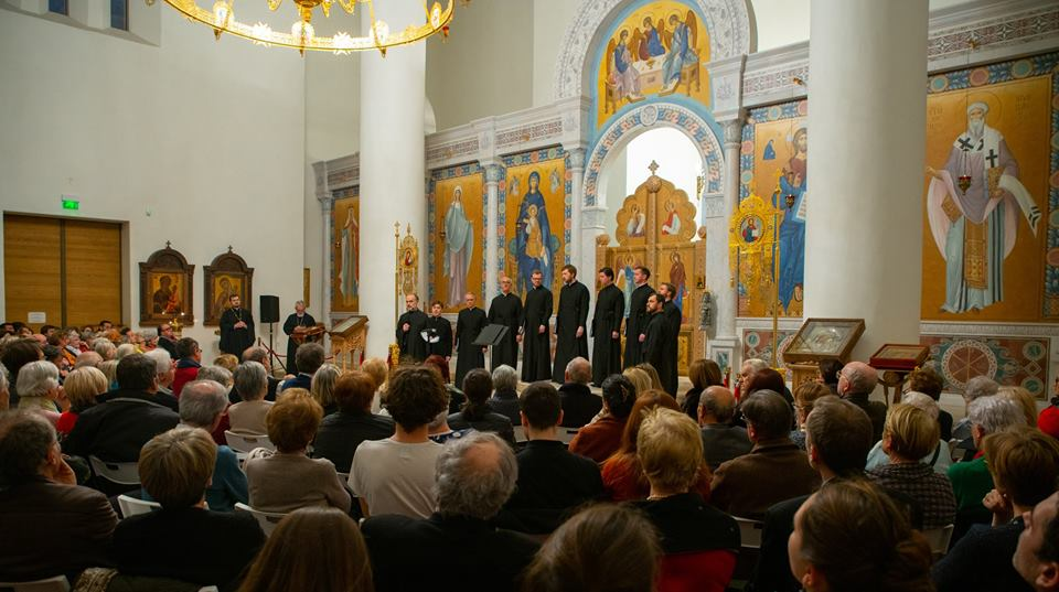 « Serge TROUBATCHEV - 100 ème anniversaire » - DEUX CONCERTS EXCEPTIONNELS DU CHŒUR D'HOMMES « CHANTRES ORTHODOXES RUSSES »