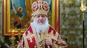 Message pascal de Sa Sainteté Cyrille le Patriarche de Moscou et toute la Russie