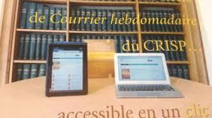 """Le """"Courrier hebdomadaire"""" - L'Église orthodoxe en Belgique par Serge  Model"""