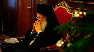On pourrait destituer le patriarche Bartholomée