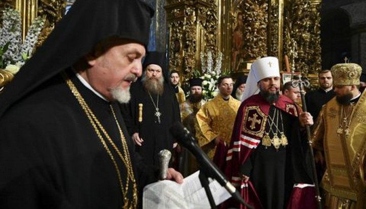 Constantinople déclare que chaque paroisse de la nouvelle entité ecclésiale d'Ukraine doit lui verser de 4.000 à 20.000 euros