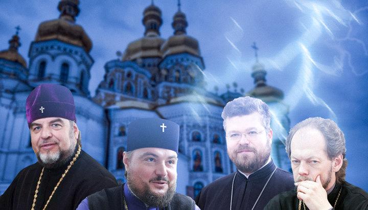 Du nationalisme au schisme : le chemin des anciens ecclésiastiques de l'Eglise orthodoxe ukrainienne [canonique]