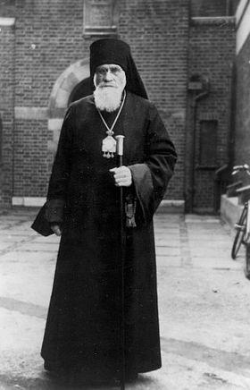 Message du métropolite Nicolas de Chersonèse et de ses vicaires au clergé de l'Exarchat de Constantinople, 24 mars 1960 [1]