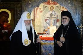 La signature de l'acte d'union entre l'Eglise orthodoxe russe et l'Archevêché aura lieu le 3 novembre 2019 à Moscou