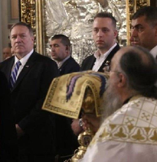 M. Sergei Lavrov blâme les États-Unis pour la division du monde orthodoxe