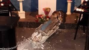 L'acte de vandalisme qui a frappé différentes églises de Pau ce jeudi était ciblé