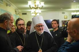 Le chef de l'Archevêché des Eglises orthodoxes de tradition russe en Europe occidentale s'est rendu à Tcherkizovo