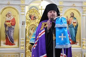 Le Saint Synode a décidé de nommer Son Excellence Alexis, évêque de Veliki Oustioug et de Tot'ma, évêque auxiliaire du diocèse de Chersonèse