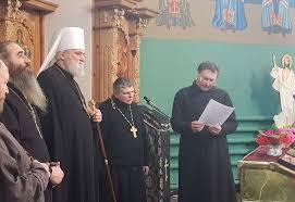 Un clerc schismatique est revenu au sein de l'Église orthodoxe ukrainienne