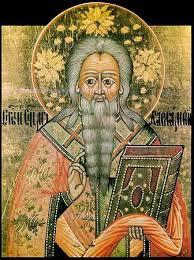 Saint Haralampos, martyr au début du III-e siècle. Intercède depuis des siècles lors des épidémies