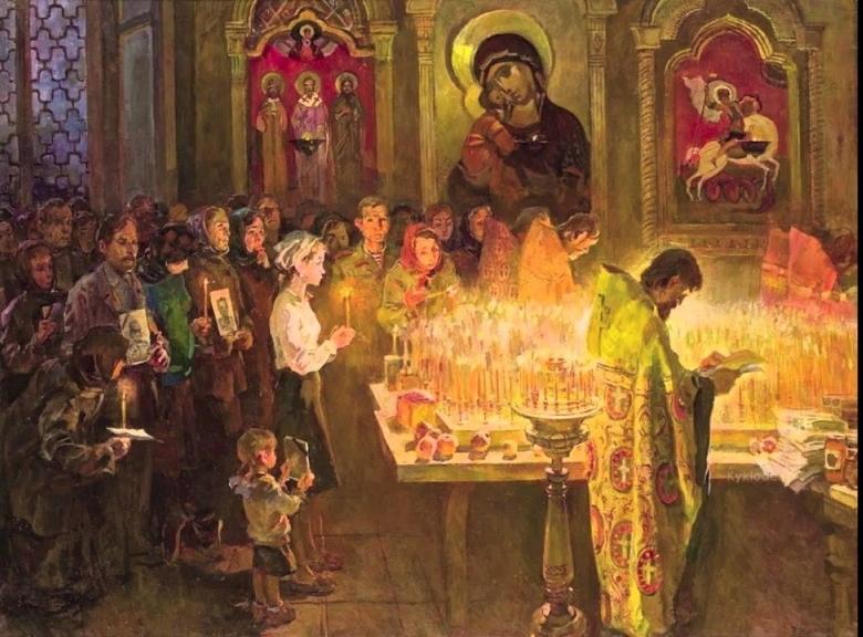 Saint Jean Chrysostome : Prière pour les défunts