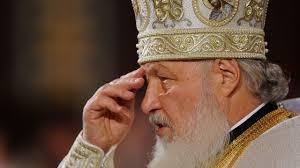 Le patriarche Cyrille prie pour la fin de la pandémie