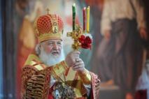 Message pascal de Sa Sainteté CYRILLE, Patriarche de Moscou et de toute la Russie