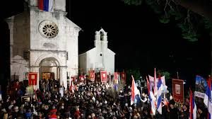 Une analyse de Raphaël Blere - Au Monténégro, l'Eglise orthodoxe serbe face à la persécution de l'Etat