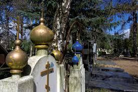 La nécropole de Sainte-Geneviève-des-Bois près de Paris sera restaurée