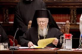 Le Synode du Patriarcat de Constantinople a suspendu la Charte de son archidiocèse aux Etats-Unis