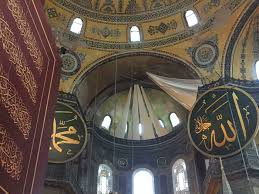 Moscou reconnaît le droit de la Turquie de déterminer le statut de Sainte-Sophie