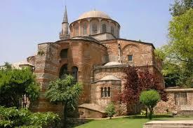 L'Église orthodoxe russe a été horrifiée par les modifications de l'ancien monastère de Chora adapté pour devenir une mosquée à Istanbul
