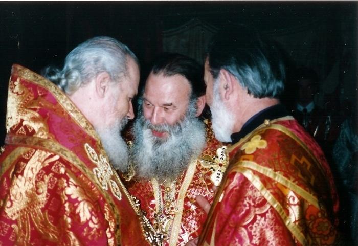 Le 22 janvier: A la mémoire de Monseigneur Serge (Konovaloff) 1941-2003, archevêque d'Eucarpie : « Une volonté d'unité »