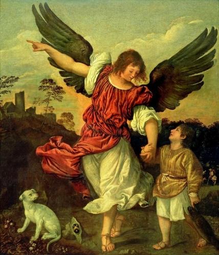 Saints Archanges Michel, Gabriel et Raphaël