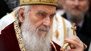Le patriarche serbe Irénée est décédé à l'âge de 90 ans