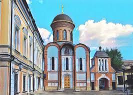 Un office pour les défunts célébré à Moscou, en mémoire du Grand Exode russe le Dimanche 27 décembre à 13 heures