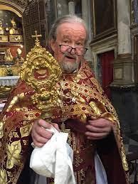Rappel à Dieu du  père Nicolas Nikichine +
