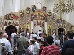 Les Coptes au présent, avec Christian Cannuyer