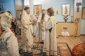 L'archevêque Nestor de Madrid et de Lisbonne a célébré la consécration mineure de l'église Saint-Alexandre-Nevski, à Saragosse