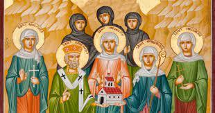 Les fidèles du diocèse de Sourozh ont honoré la mémoire des saints de l'Église indivise qui se sont manifestés  à Barking