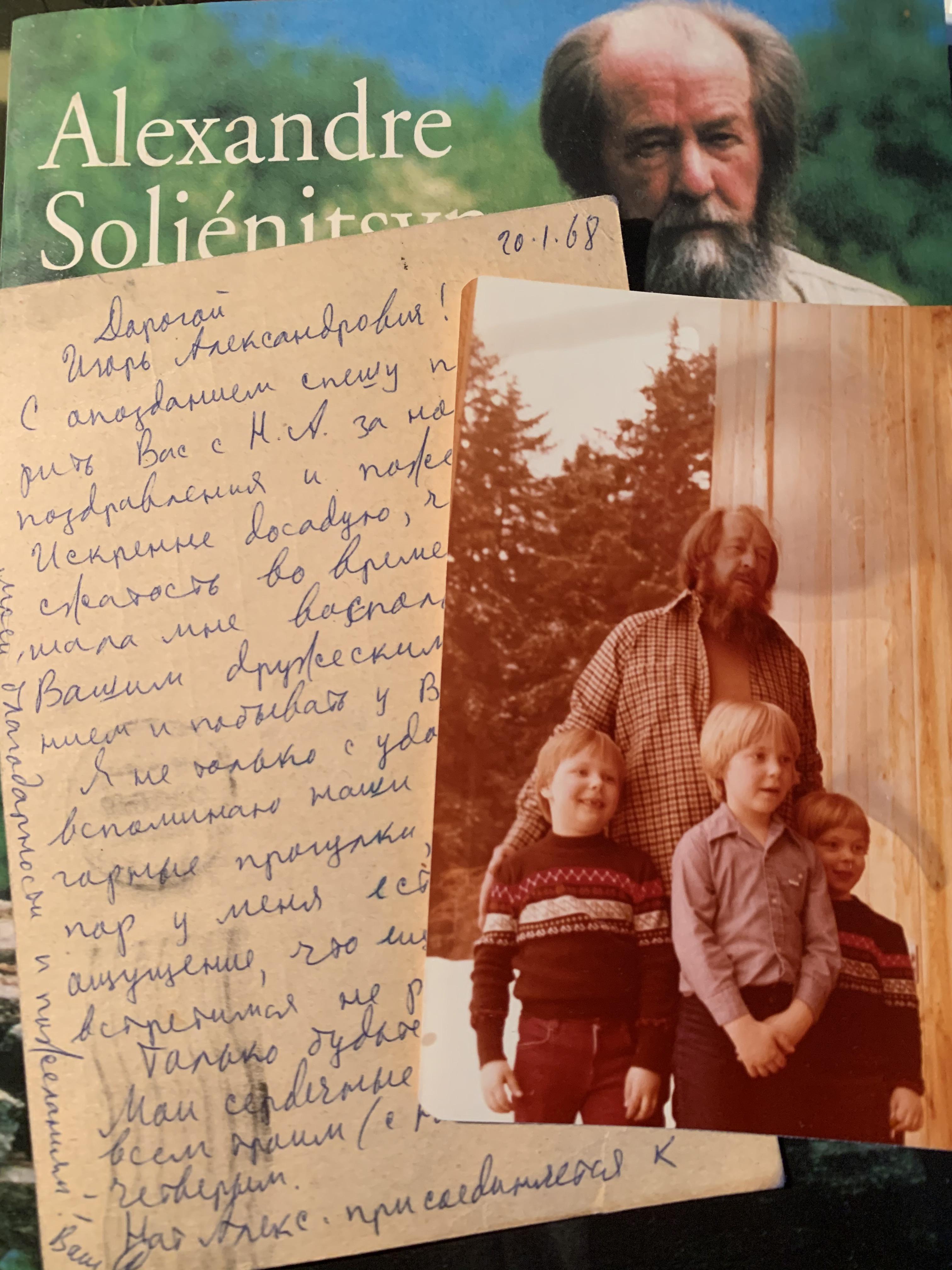 La Nef : Découvrez  dossier SPECIAL  « Les tradis » et ENTRETIEN - Du goulag à la liberté, entretien avec Nikita Krivochéine