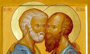 Prière aux Saints Apôtres Coryphées Pierre et Paul