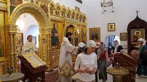 Le métropolite Antoine de Chersonèse et d'Europe occidentale a visité la ville italienne de Bari