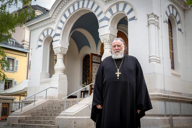 L'église orthodoxe russe de Genève: Le grand chantier de rénovation!