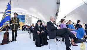 Résultats de la visite du patriarche Bartholomée en Ukraine pour l'Orthodoxie
