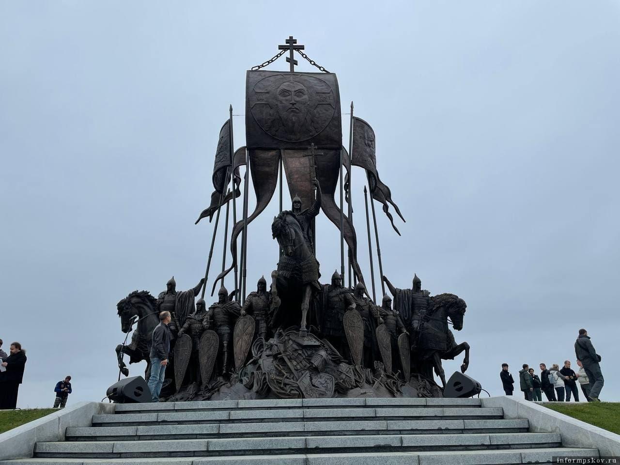 Le patriarche Cyrille  consacrera un monument  à Saint Alexandre de la Néva à Samolva